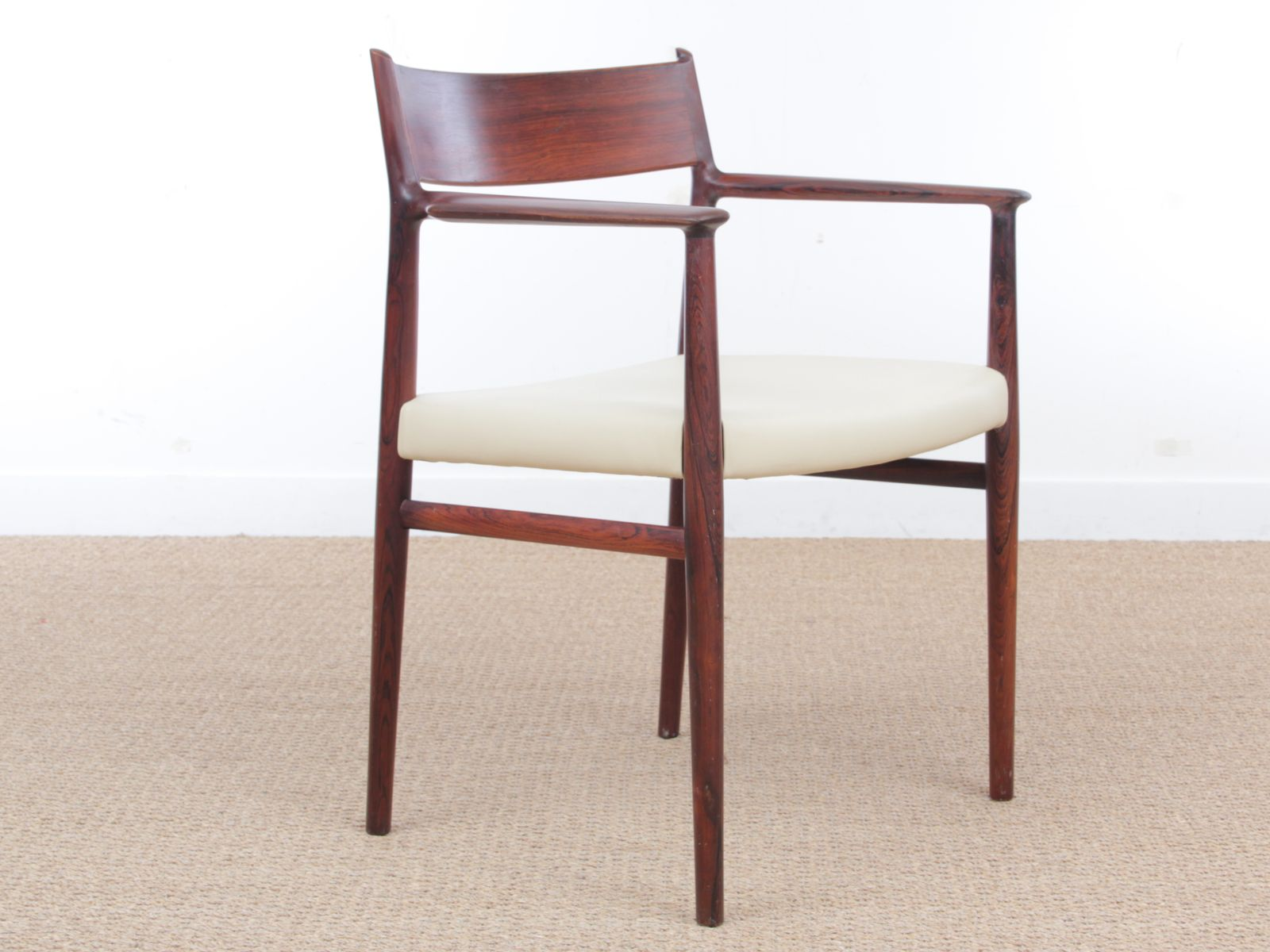 Model 418b Rio Rosewood Armchair By Arne Vodder For Sibast 1960s