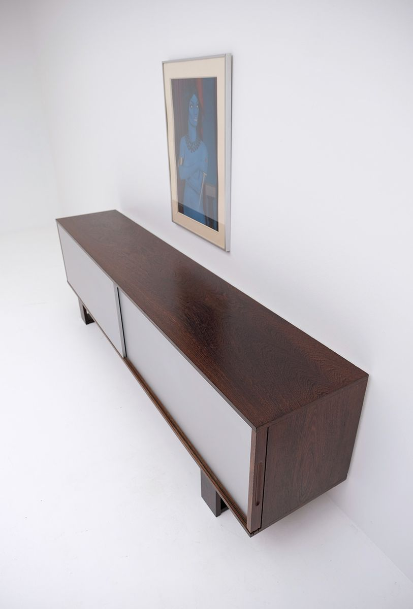 wenge sideboard von bovenkamp 1970er bei pamono kaufen. Black Bedroom Furniture Sets. Home Design Ideas