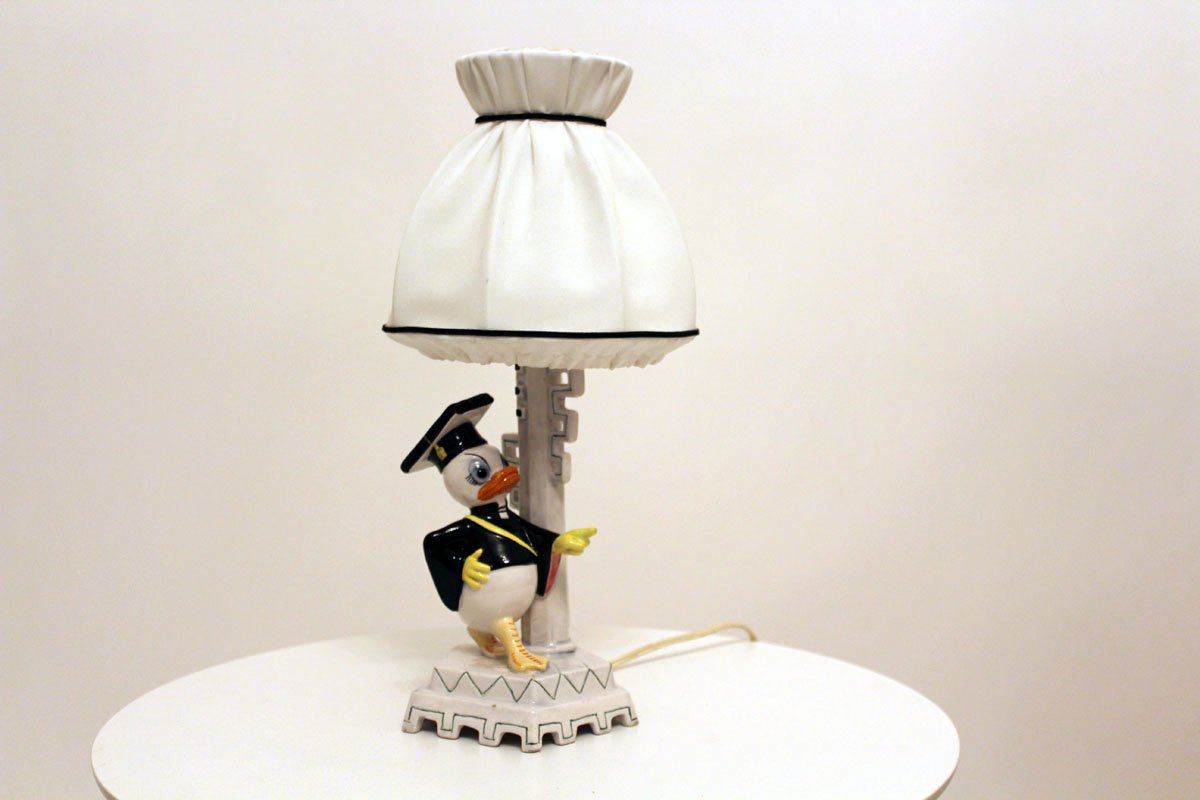 Disney table lamp light database light ideas disney table lamp by g girardi 1950s for sale at pamono mozeypictures Image collections