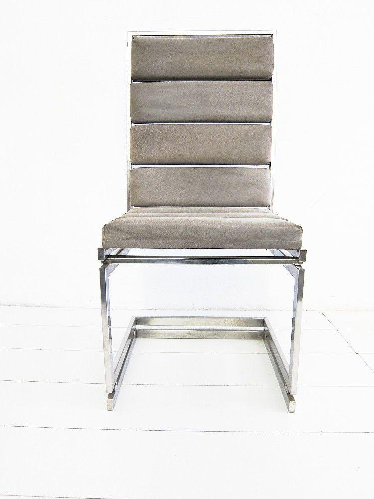 mid century stuhl von romeo rega bei pamono kaufen. Black Bedroom Furniture Sets. Home Design Ideas