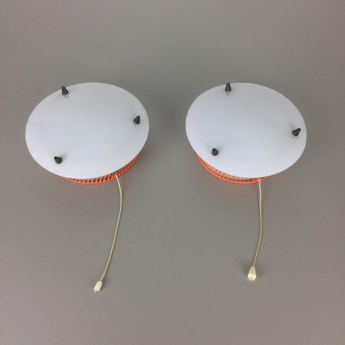 Moderne italienische wandlampen 1950er 2er set bei - Moderne wandlampen ...