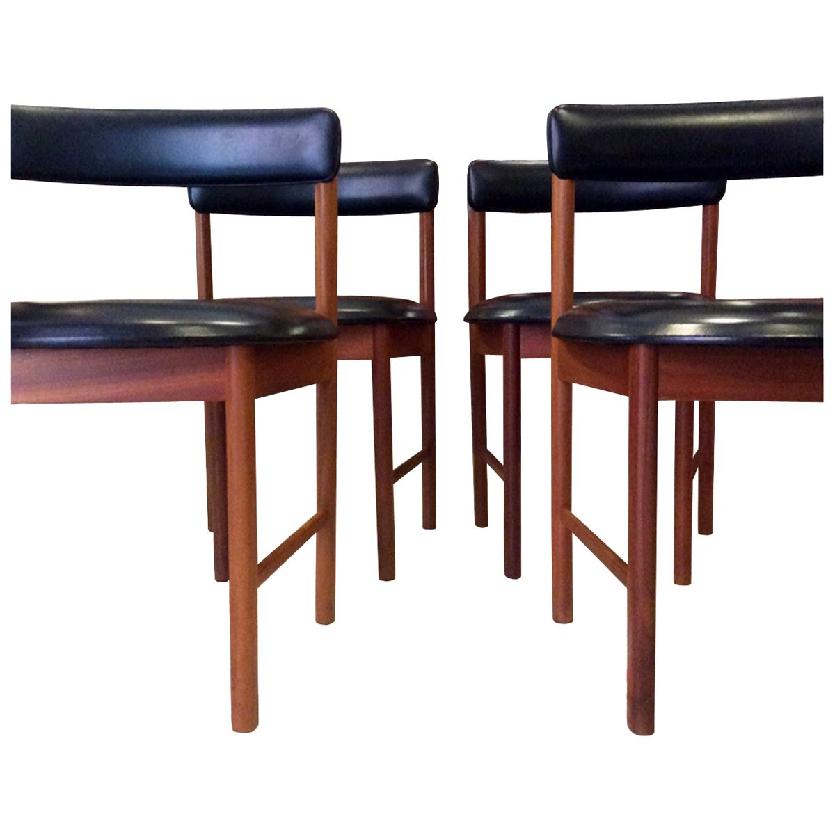 English Dining Chairs 1960s Set of 4 for sale at Pamono : english dining chairs 1960s set of 4 2 from www.pamono.com size 1200 x 1200 jpeg 325kB