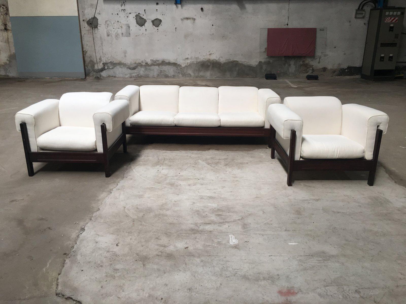 Italian Mid Century Modern Living Room Set 1970s For Sale At Pamono