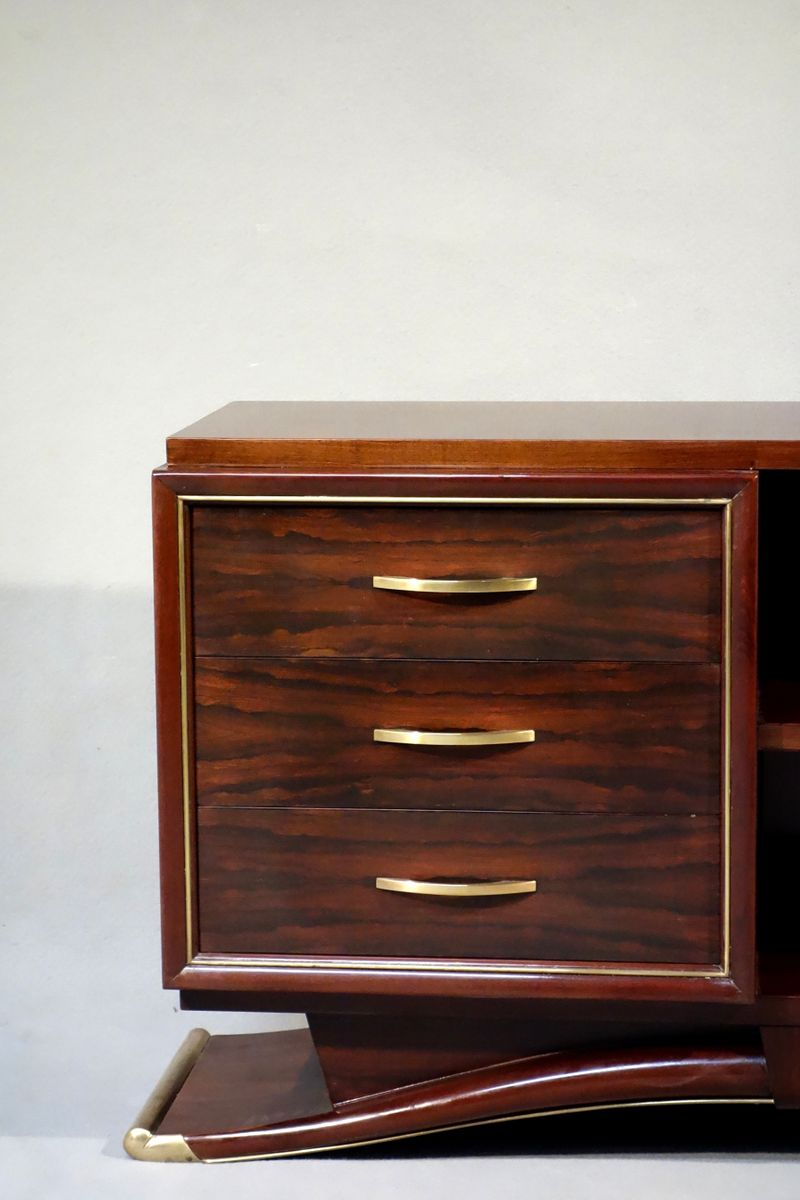 art d co sideboard 1930s for sale at pamono. Black Bedroom Furniture Sets. Home Design Ideas