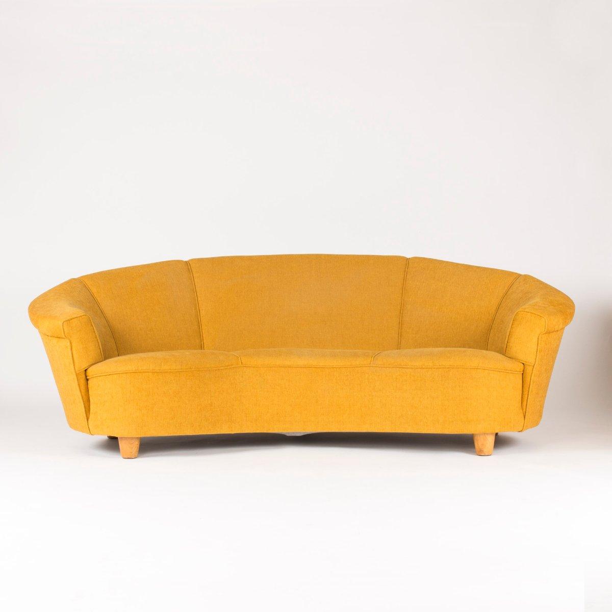 swedish sofa 1930s for sale at pamono. Black Bedroom Furniture Sets. Home Design Ideas