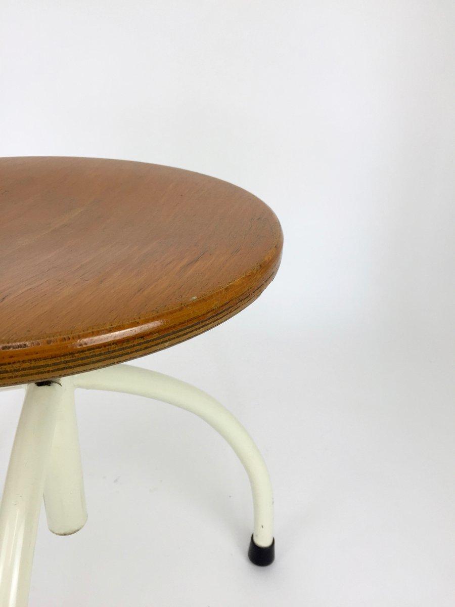 vintage bauhaus frankfurter k che hocker von margarete sch tte lihotzky bei pamono kaufen. Black Bedroom Furniture Sets. Home Design Ideas