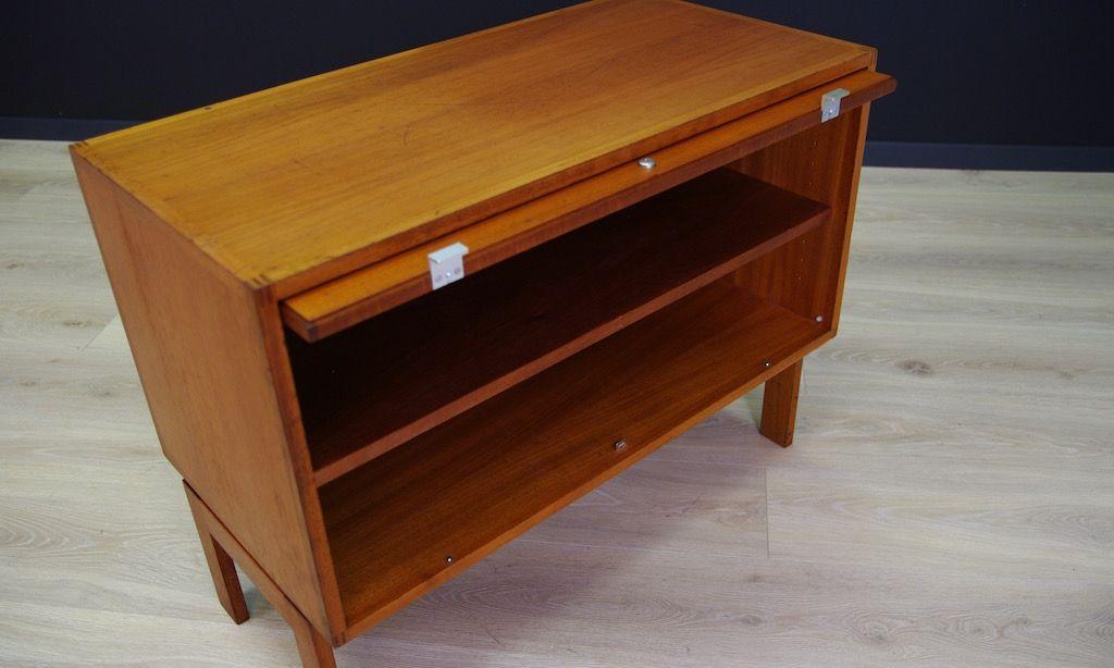 mid century teak kommode von jensen valeur bei pamono kaufen. Black Bedroom Furniture Sets. Home Design Ideas