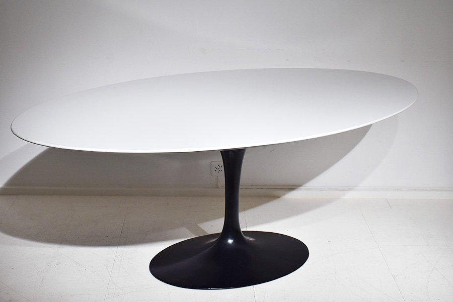 Mid Century Tulip Dining Table by Eero Saarinen for Knoll  : mid century tulip dining table by eero saarinen for knoll 2 from www.pamono.com.au size 900 x 601 jpeg 80kB