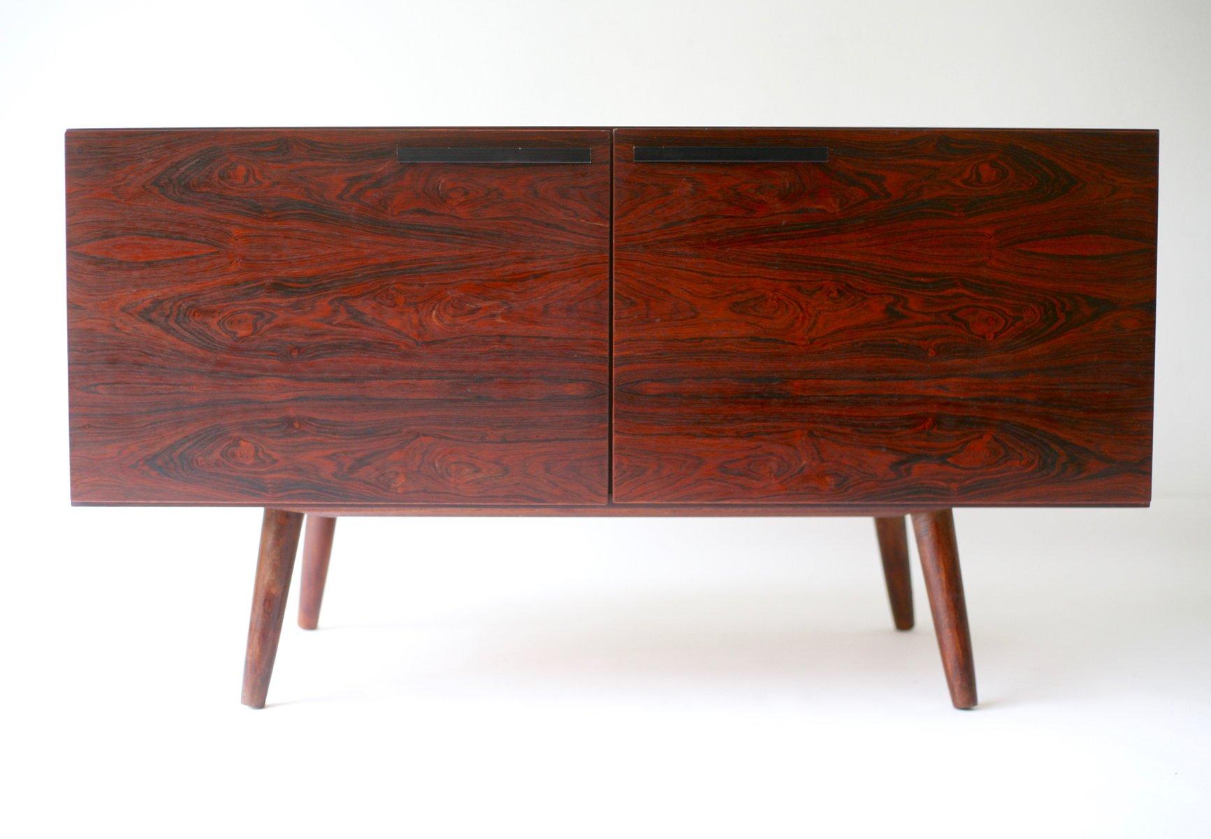 Vintage Jacaranda Sideboard By Ib Kofod Larsen For Faarup Furniture