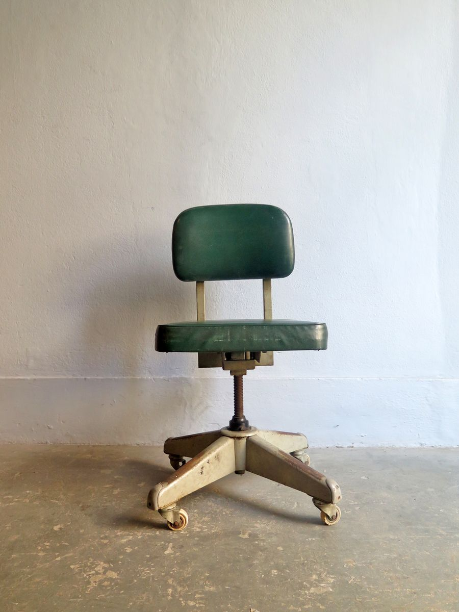Vintage Industrial Office Chair For Sale At Pamono