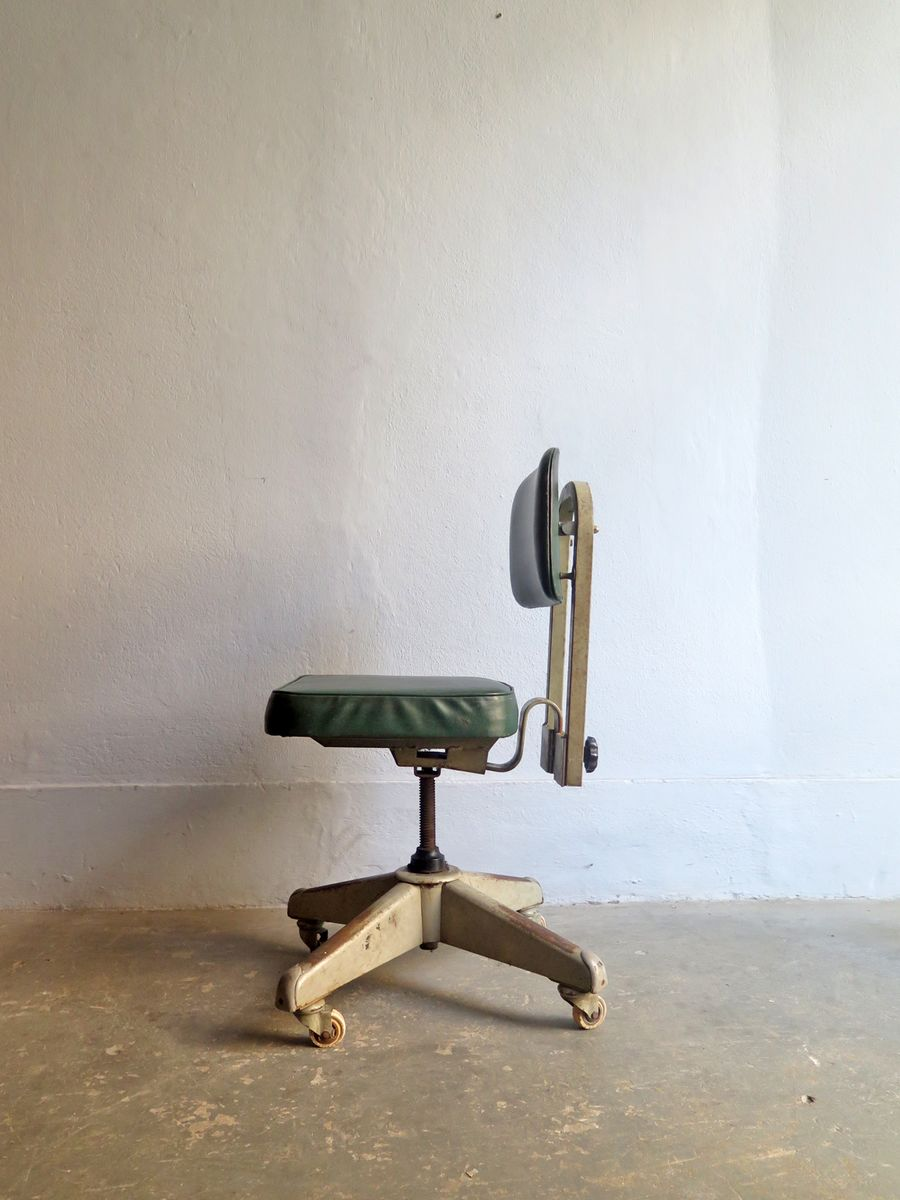 industrial office chair. vintage industrial office chair 6 47600 price per piece e