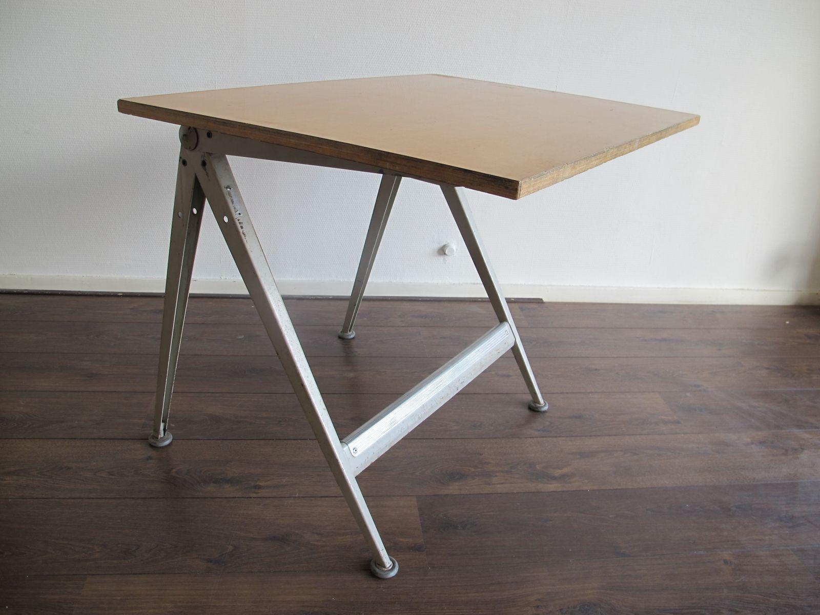 Vintage Reply Worktable By Wim Rietveld U0026 Friso Kramer For Ahrend De Cirkel