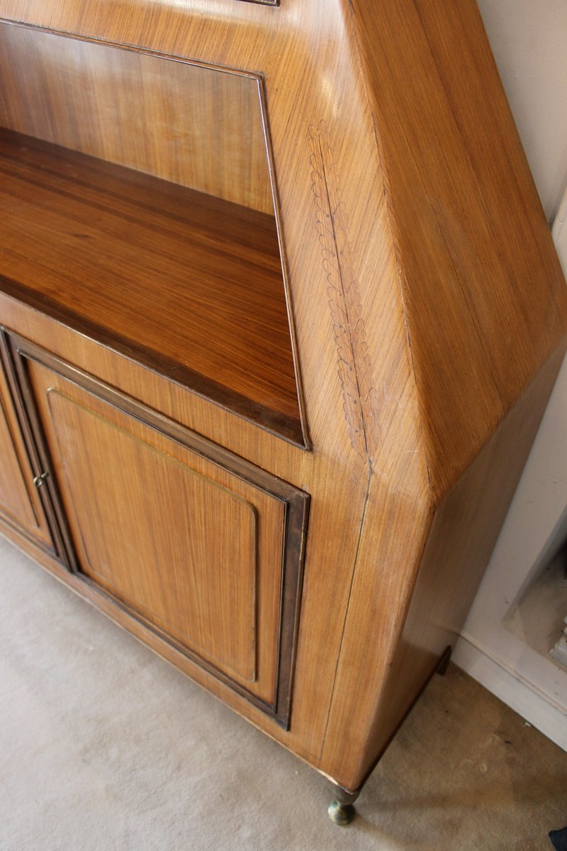 Mid century rosewood cabinet for sale at pamono for Sideboard 2 m breit