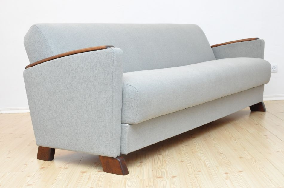 Fold out sofa 1950s for sale at pamono for Fold out sofa bed for sale