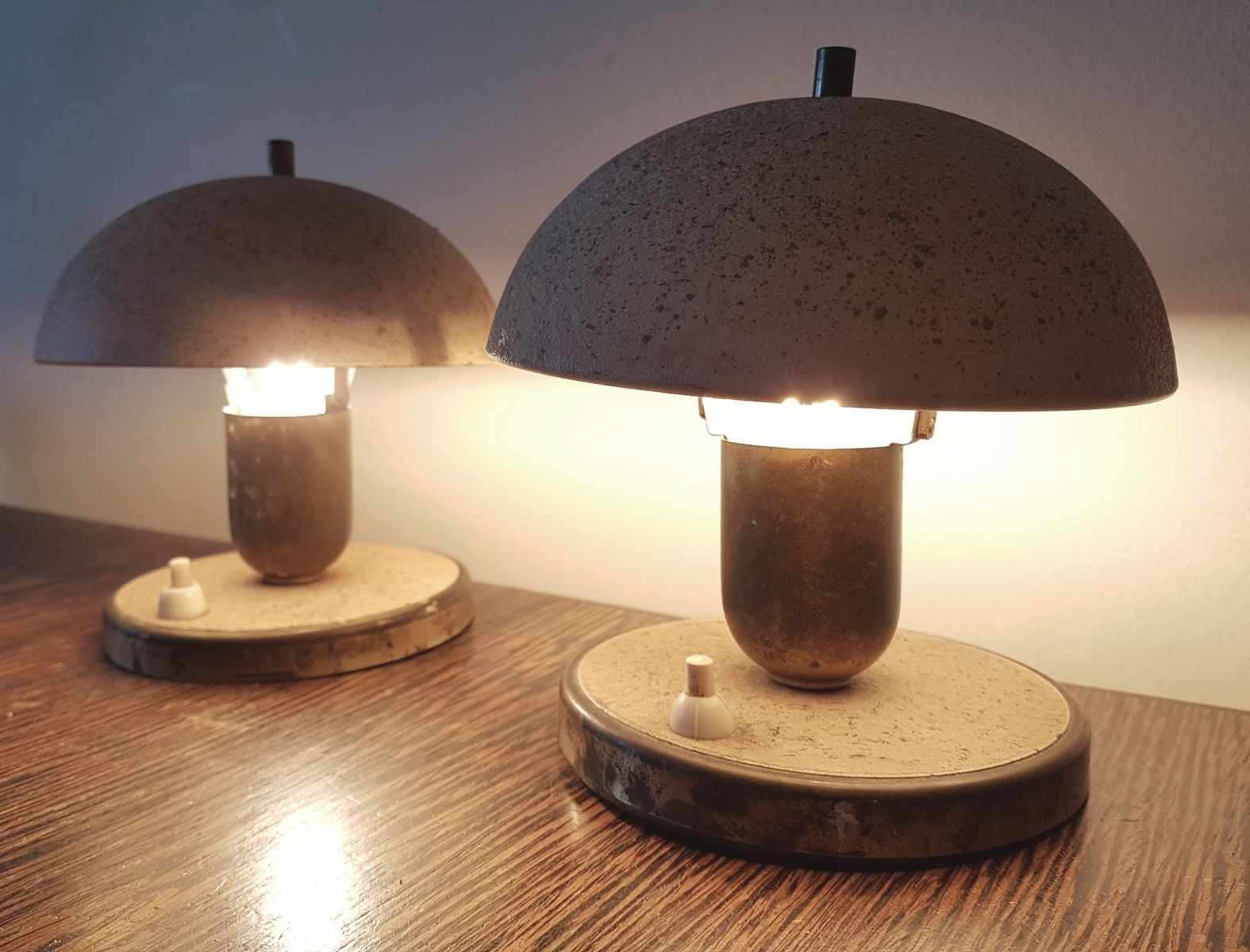 art deco wandleuchten 1930er 2er set bei pamono kaufen. Black Bedroom Furniture Sets. Home Design Ideas