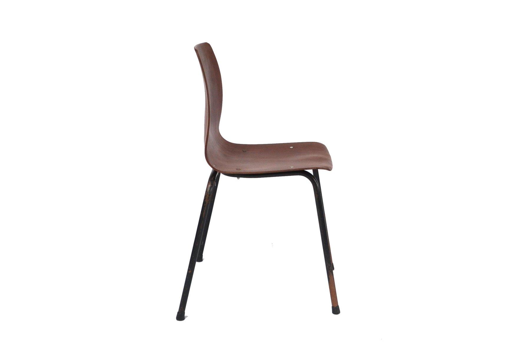 mid century stuhl von pagholz fl totto bei pamono kaufen. Black Bedroom Furniture Sets. Home Design Ideas
