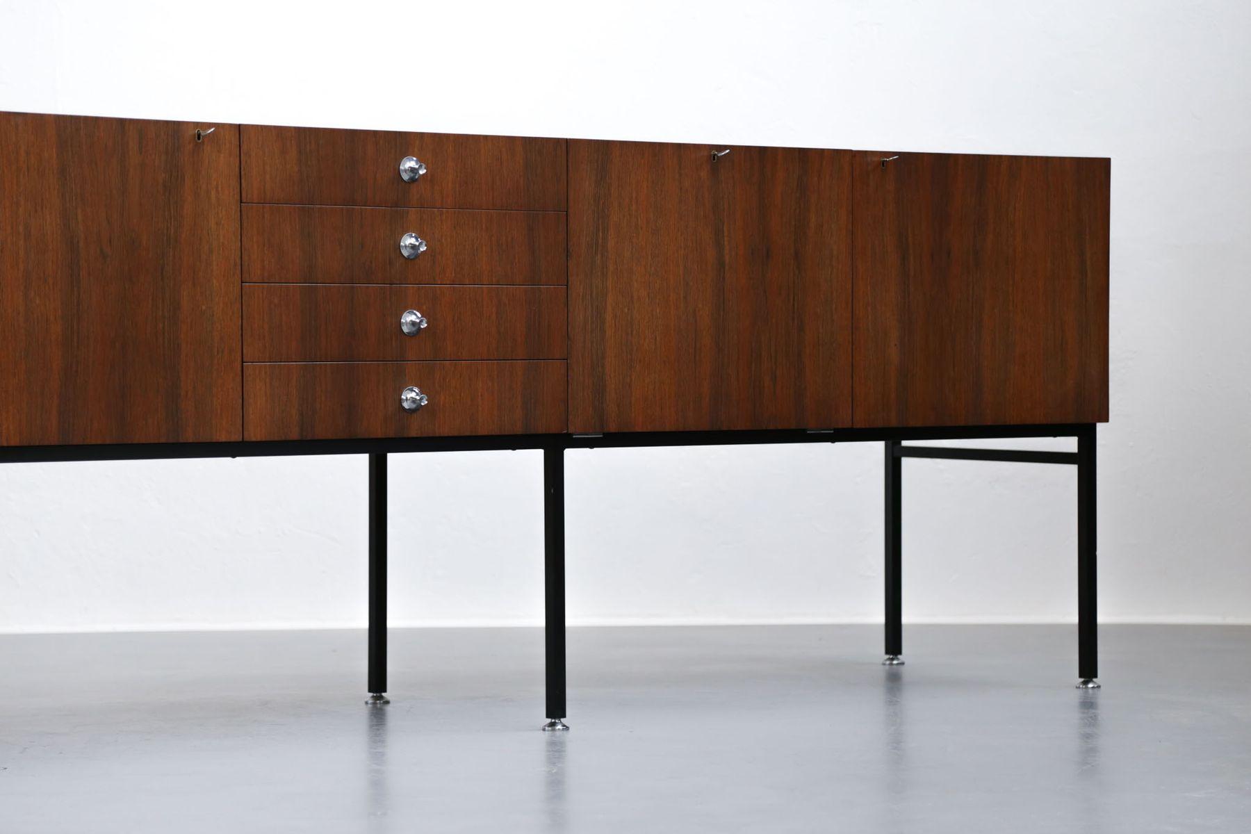 franz sisches vintage sideboard von alain richard f r. Black Bedroom Furniture Sets. Home Design Ideas