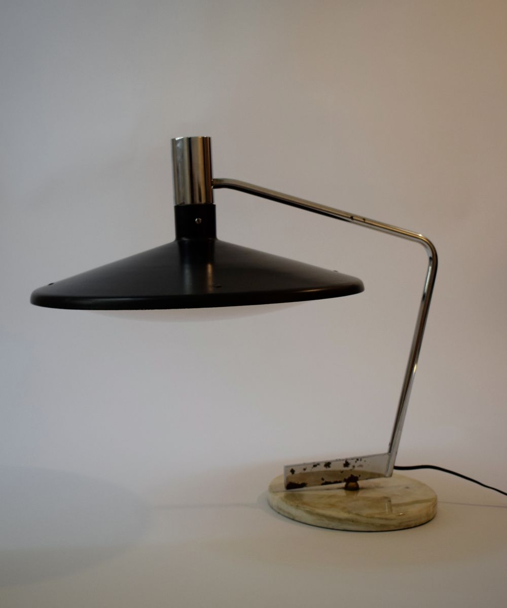 Desk Lamp By Georges Frydman For Efa 1960s