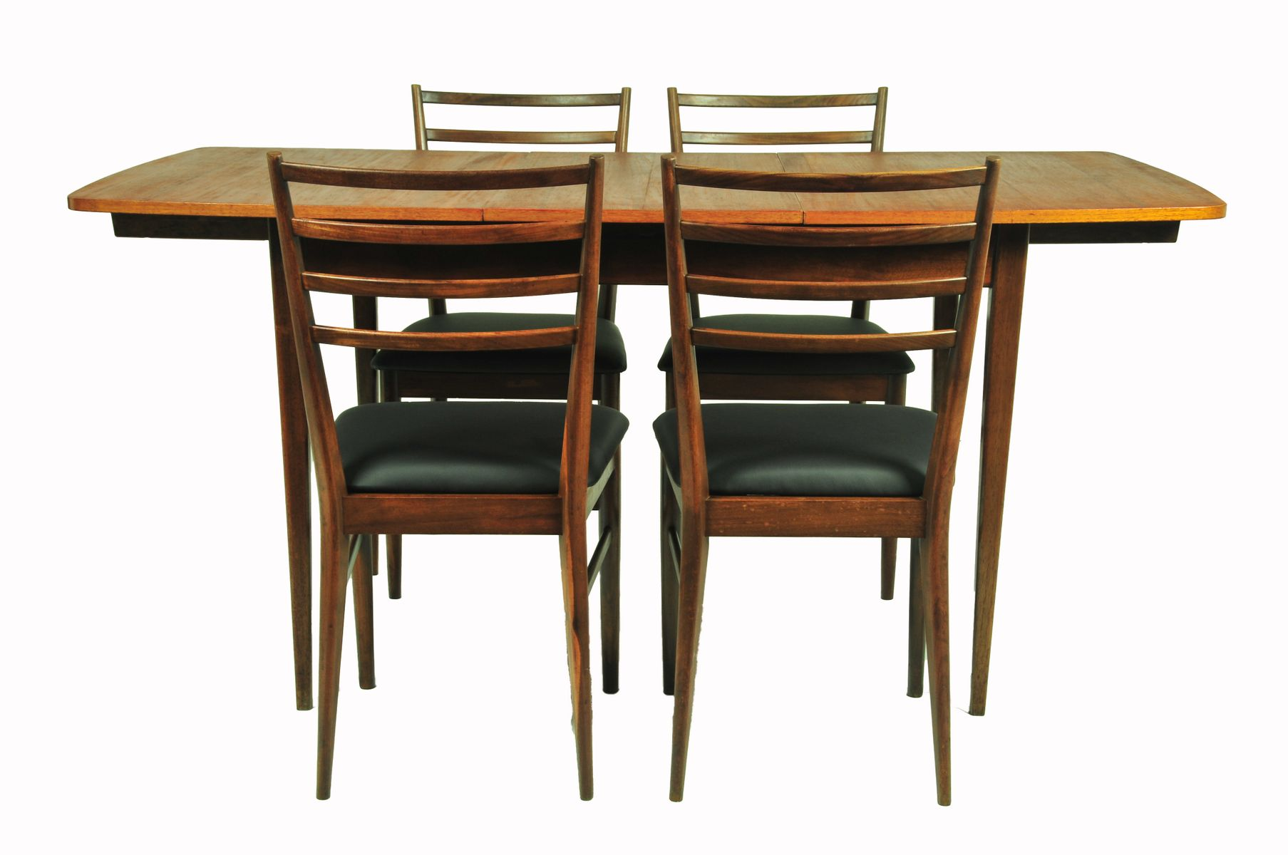 Mid Century Danish Dining Set for sale at Pamono : mid century danish dining set 1 from www.pamono.com size 1807 x 1200 jpeg 107kB