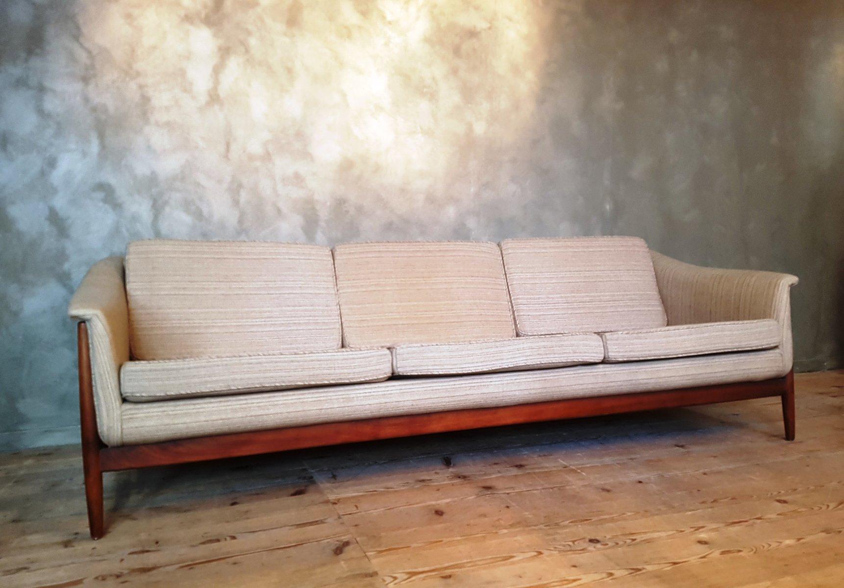 vintage 3 sitzer sofa von dux bei pamono kaufen. Black Bedroom Furniture Sets. Home Design Ideas