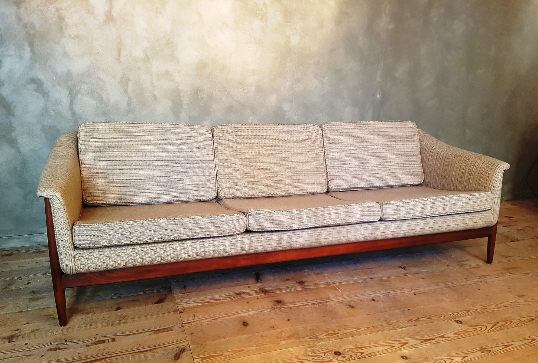 Vintage 3 Seater Sofa from Dux for sale at Pamono