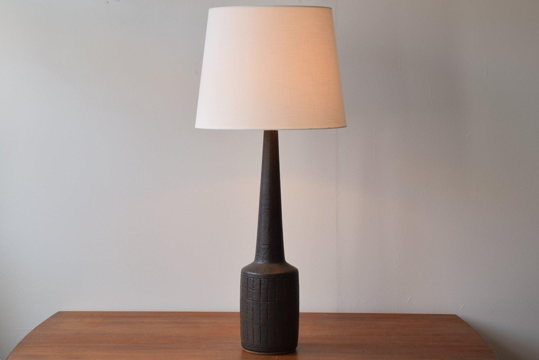 Tall Scandinavian Table Lamp by Per Linnemann-Schmidt for Palshus ...