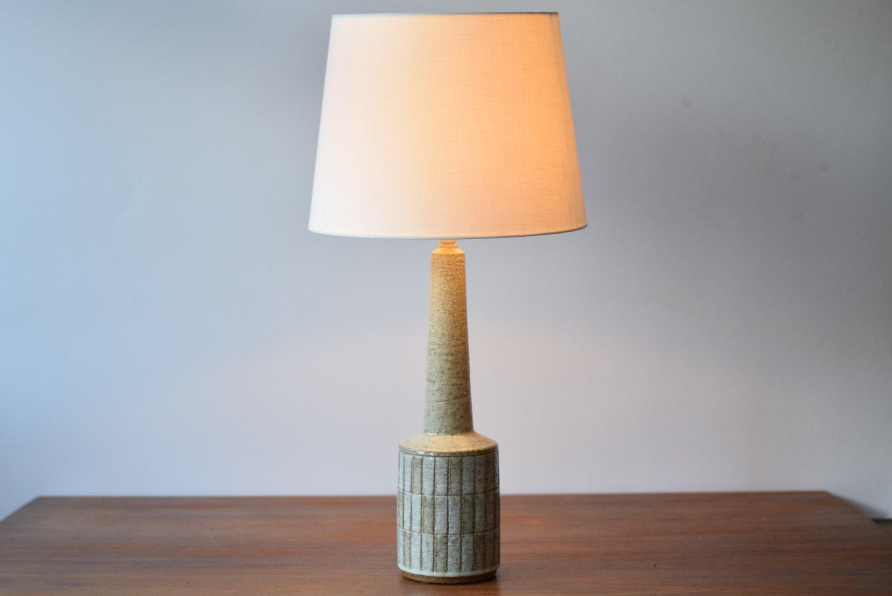 Beige Scandinavian Table Lamp by Per Linnemann-Schmidt for Palshus ...