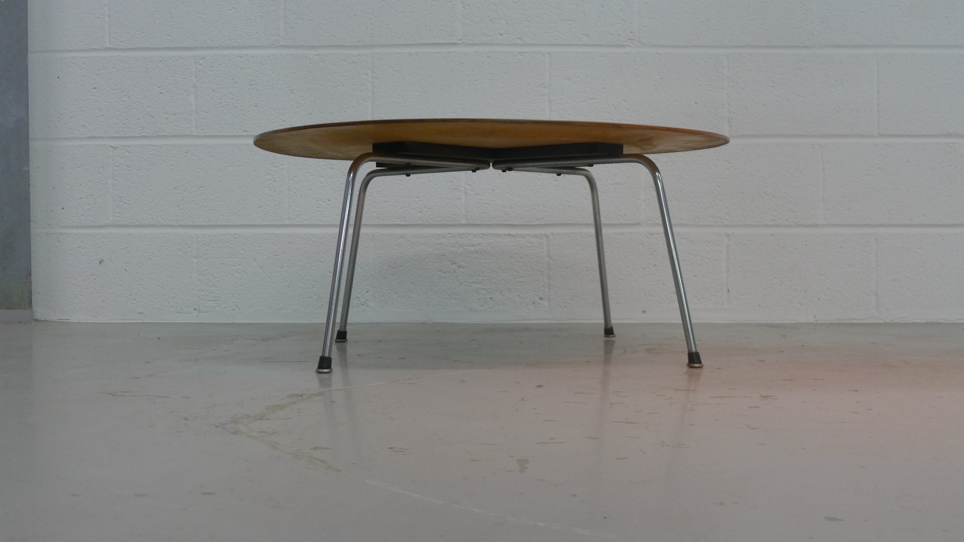 Table by charles ray eames for herman miller 1950s for - Eames table herman miller ...