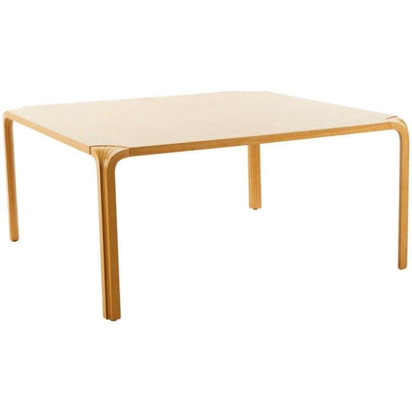 Fan Leg Coffee Table By Alvar Aalto For Artek, 1970s