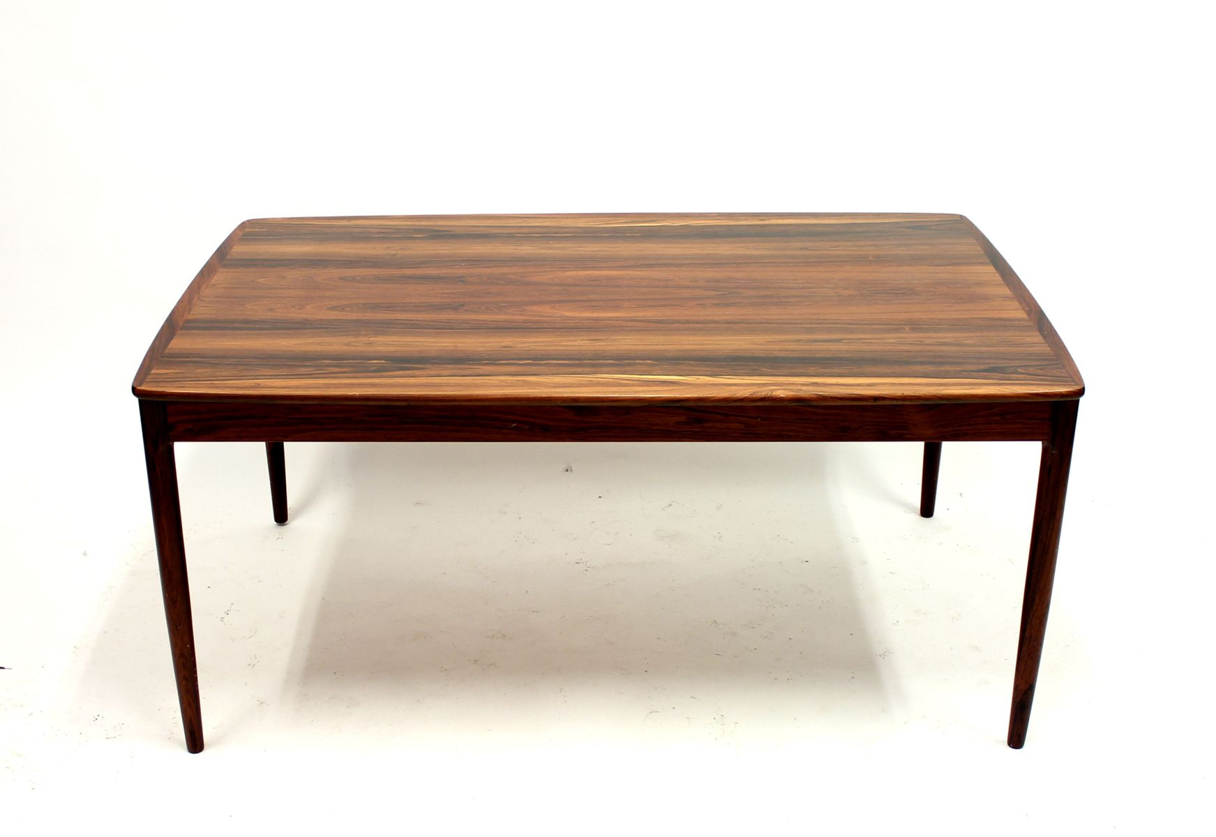 Rosewood Coffee Table By Yngvar Sandstr M For Seffle M Belfabrik 1960s For Sale At Pamono