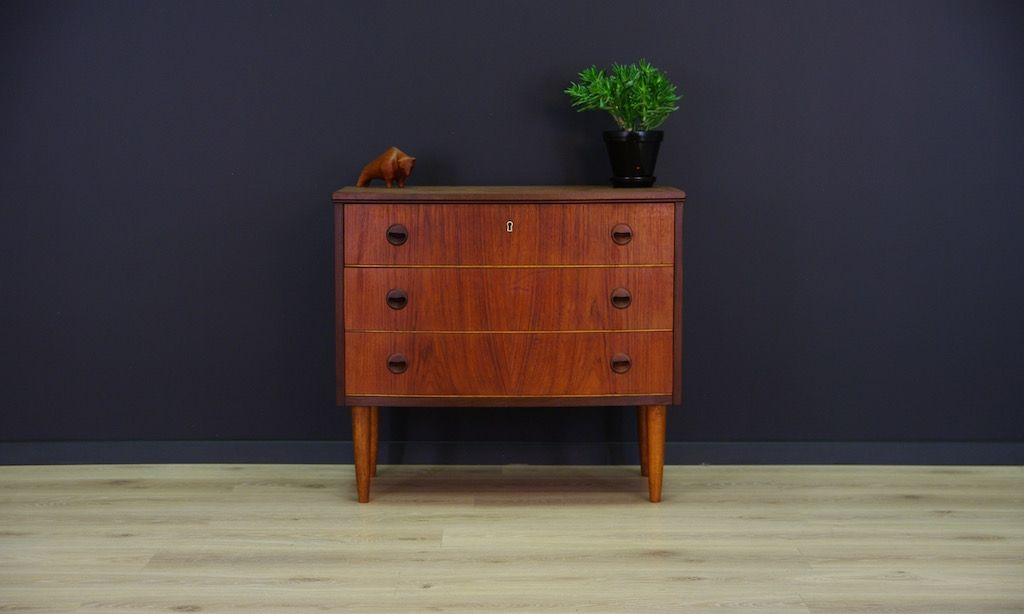 d nische vintage kommode bei pamono kaufen. Black Bedroom Furniture Sets. Home Design Ideas