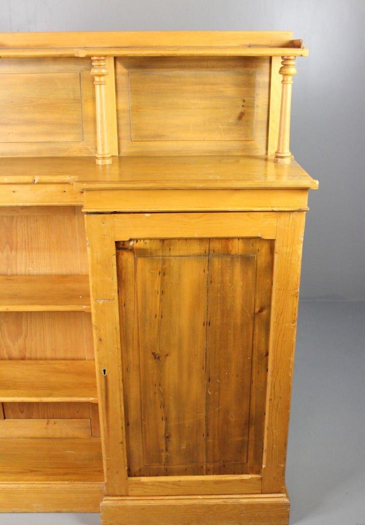 vintage anrichte aus pinie bei pamono kaufen. Black Bedroom Furniture Sets. Home Design Ideas