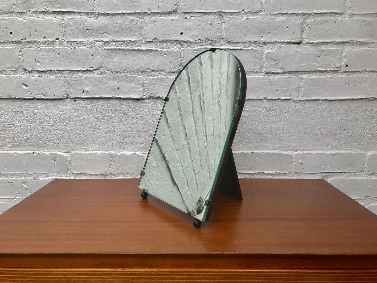 Small Vintage Dressing Table Mirror For Sale At Pamono