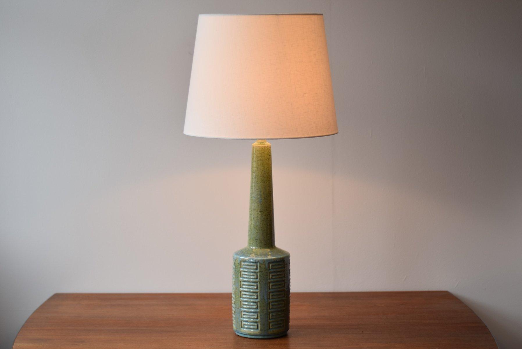 Large Scandinavian Table Lamp by Per Linnemann-Schmidt for Palshus ...