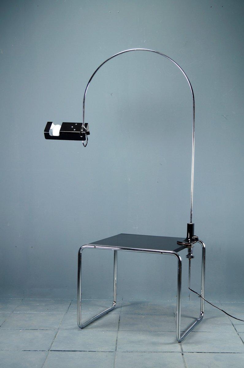 Vintage Laccio Side Table By Marcel Breuer For Gavina