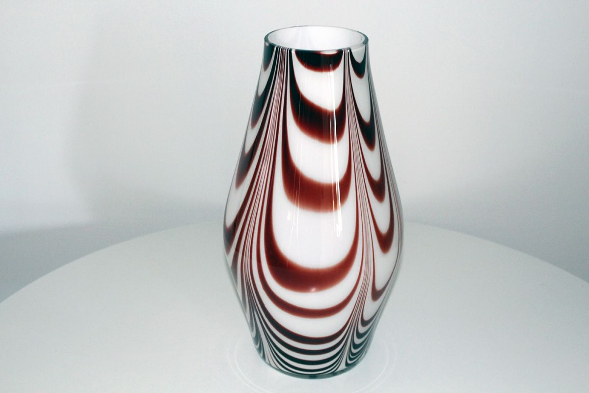 gro e boden vase von carlo moretti 1950er bei pamono kaufen. Black Bedroom Furniture Sets. Home Design Ideas