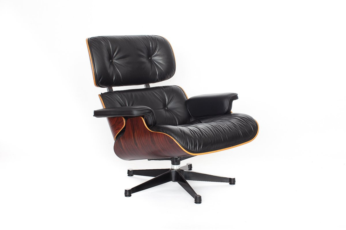 Vintage eames lounge chair by charles ray eames for vitra for sale at p - Eames lounge chair prix ...