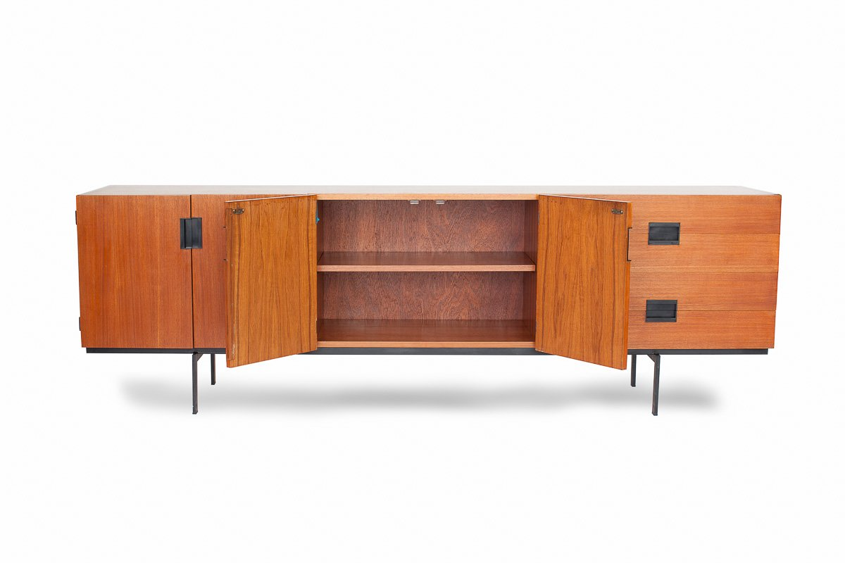 Mid century japanese series du03 sideboard by cees for Sideboard tess 03