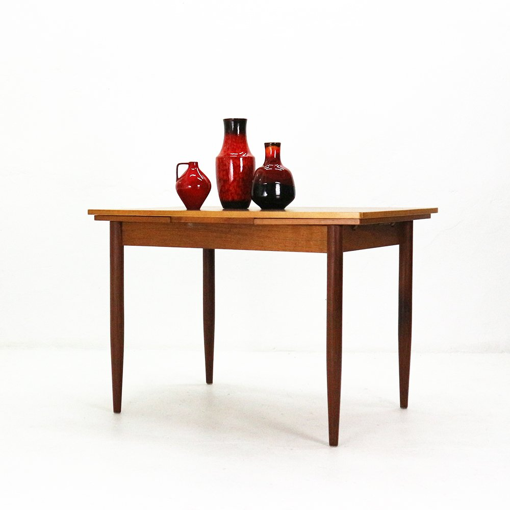 Teak Dining Table 1960s for sale at Pamono : teak dining table 1960s 2 from www.pamono.co.uk size 1000 x 1000 jpeg 397kB