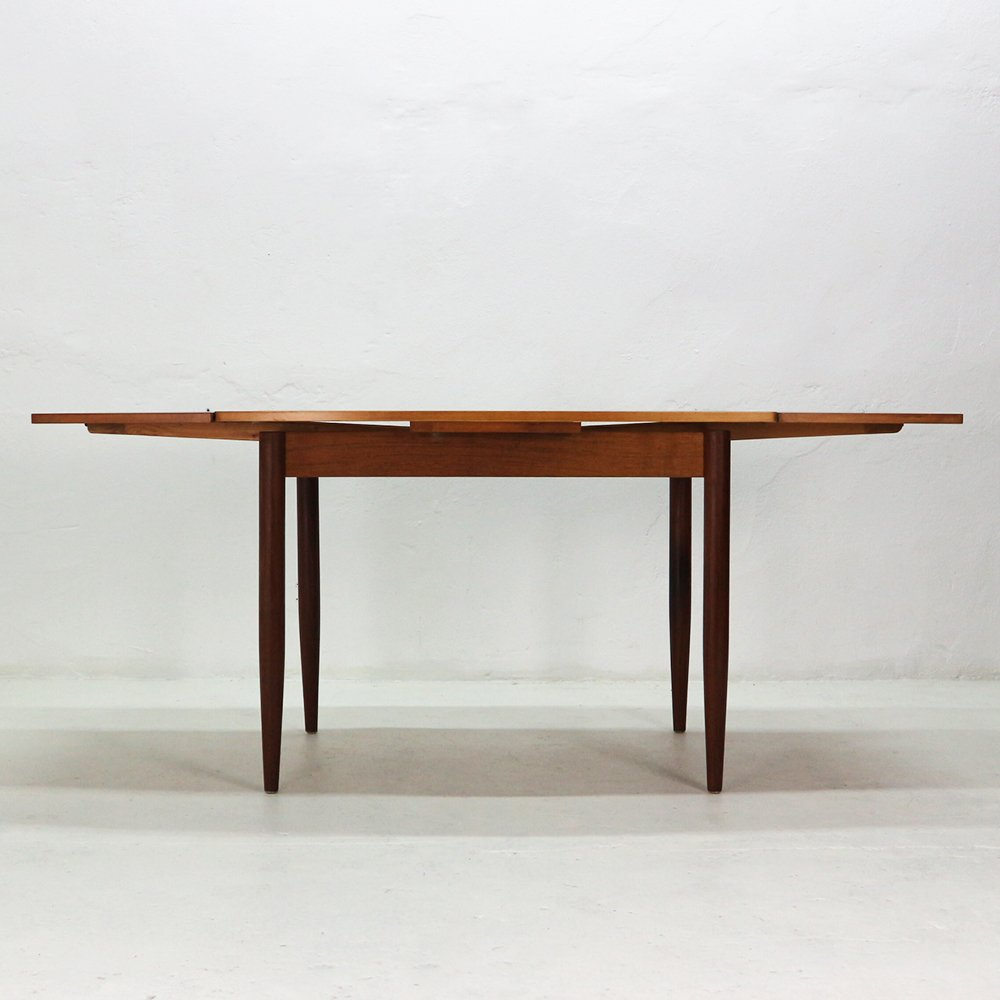 Teak Dining Table 1960s for sale at Pamono : teak dining table 1960s 5 from www.pamono.com size 1000 x 1000 jpeg 514kB