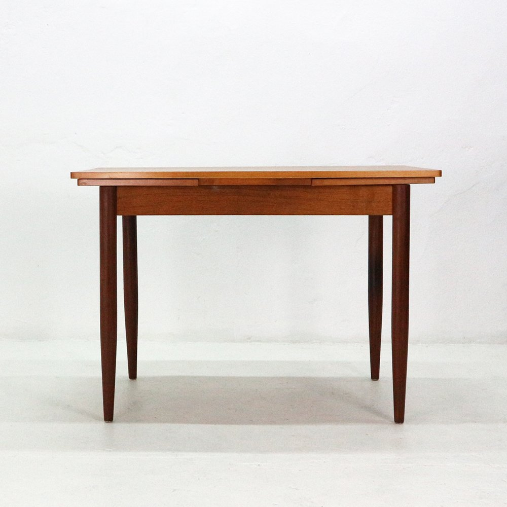 Teak Dining Table 1960s for sale at Pamono : teak dining table 1960s 1 from www.pamono.com size 1000 x 1000 jpeg 563kB