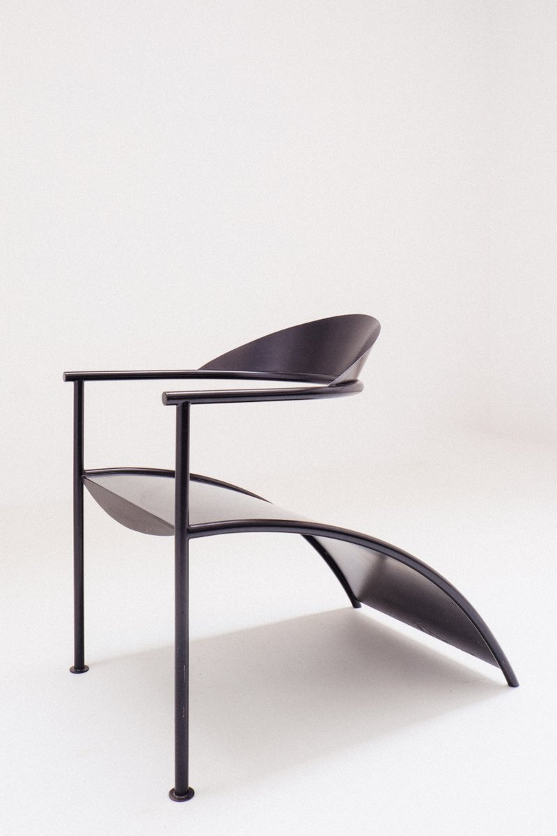 Pat conley 2 easy chair by philippe starck for xo design for Chaise xo starck