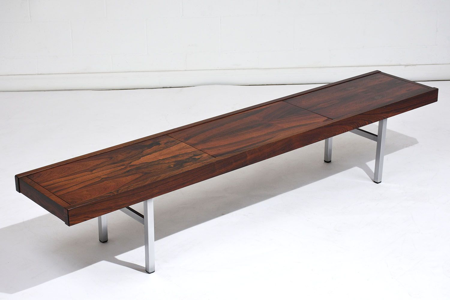 Mid Century Modern Bench For Sale At Pamono