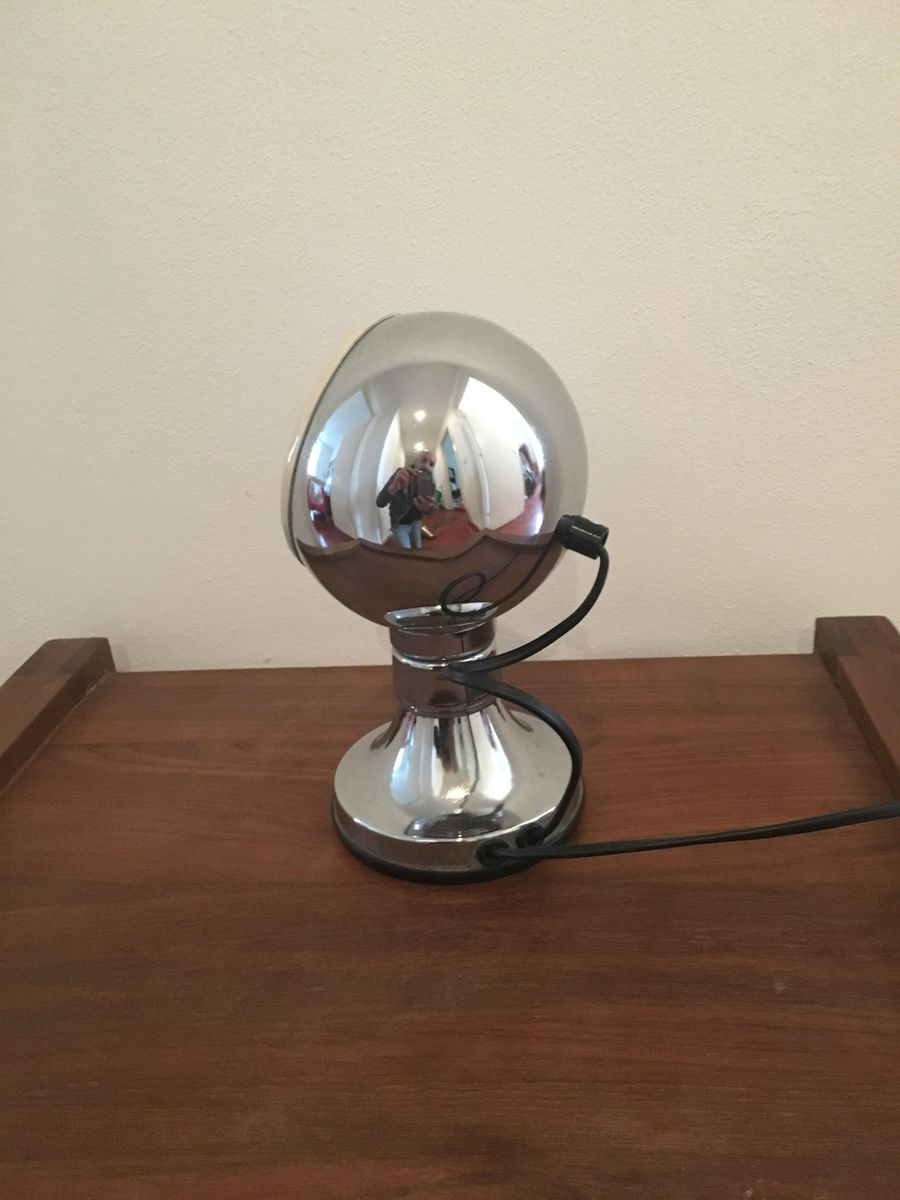 mid century space age table lamp for sale at pamono. Black Bedroom Furniture Sets. Home Design Ideas