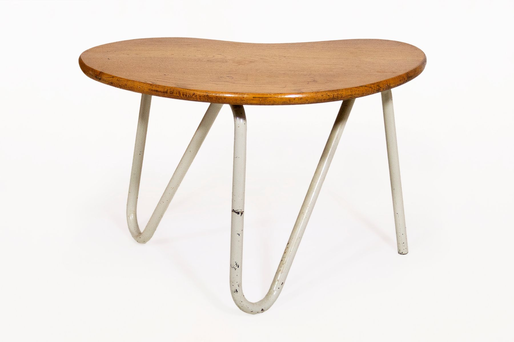 Vintage Flying Side Table by Pierre Guariche for Steiner 1960s