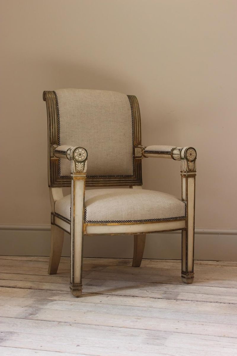 Delightful French Armchair, 1920s