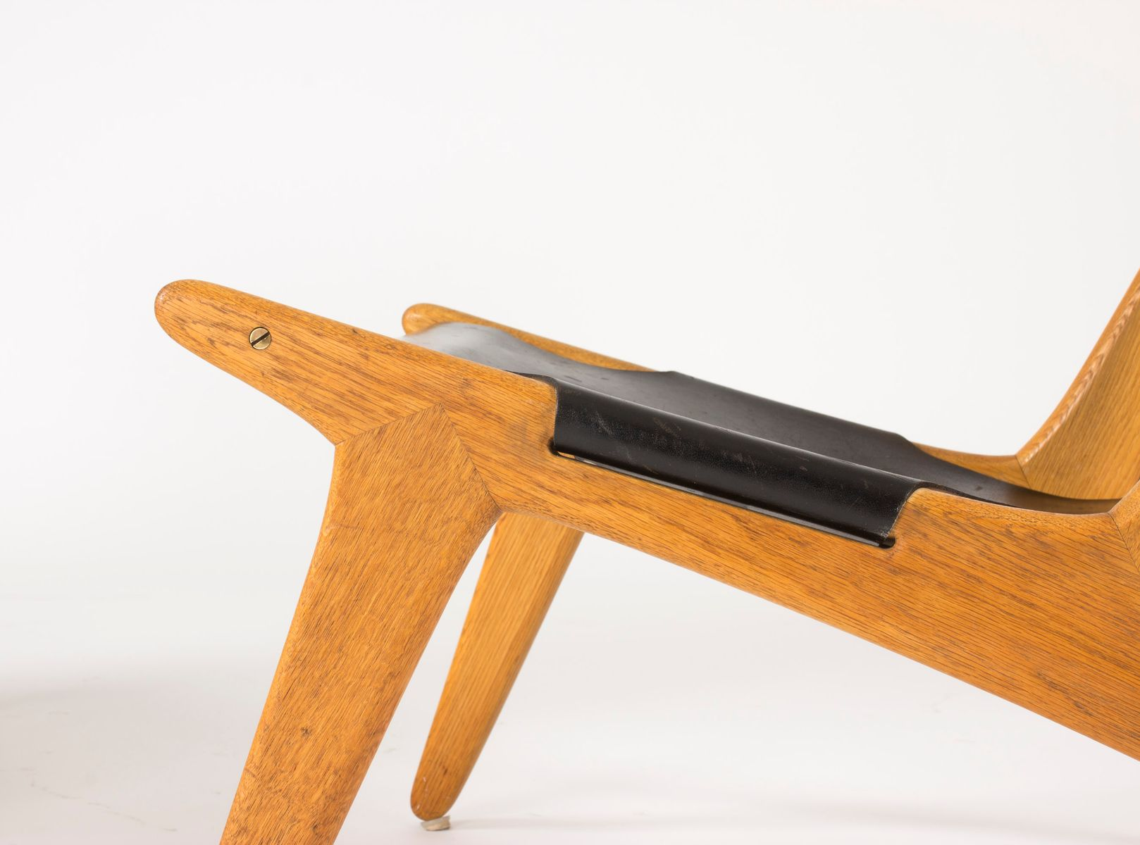 Mid Century Hunting Chairs by Uno and –sten Kristiansson for