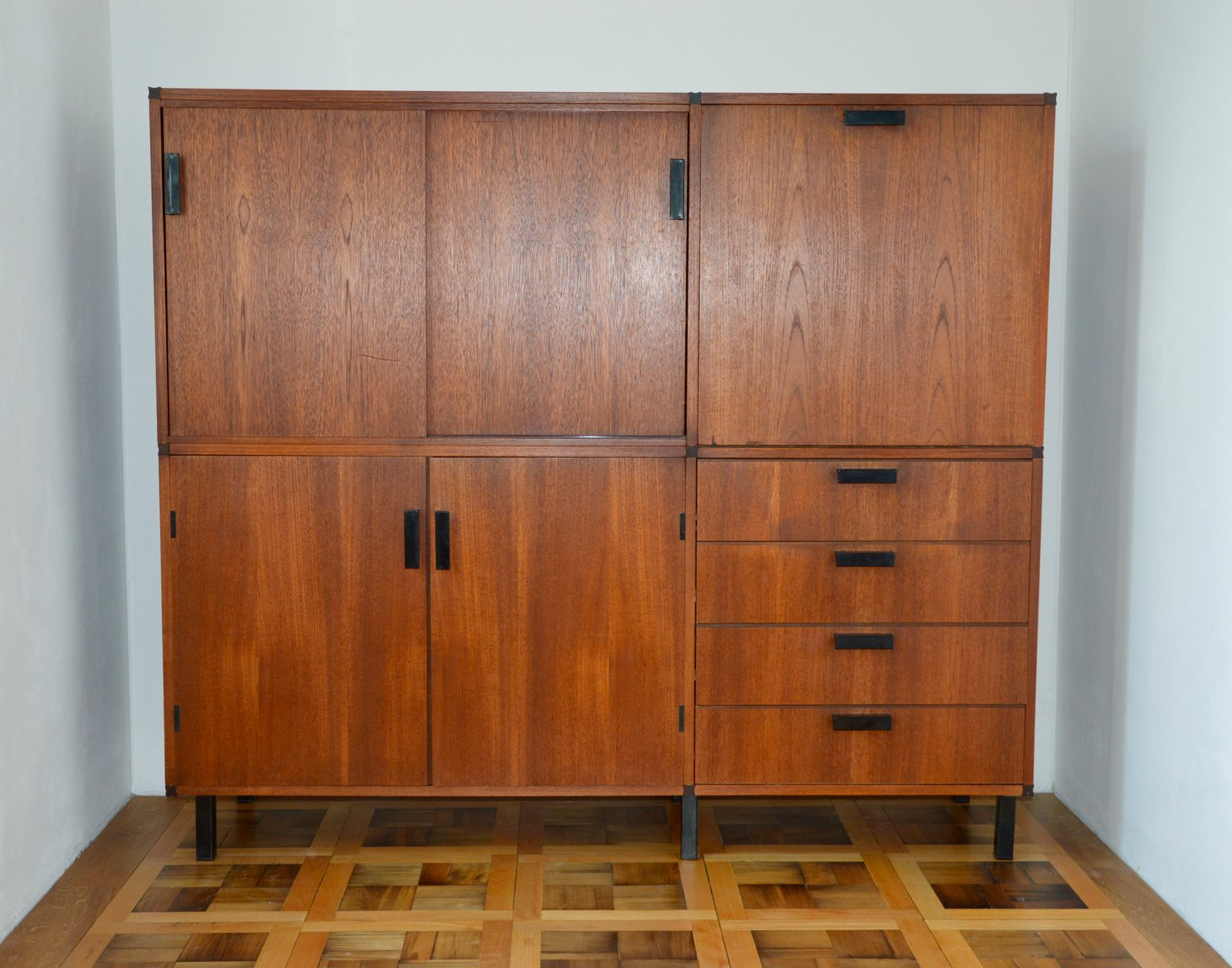 cabinet departments mid century cabinet by cees braakman for pastoe for 12789