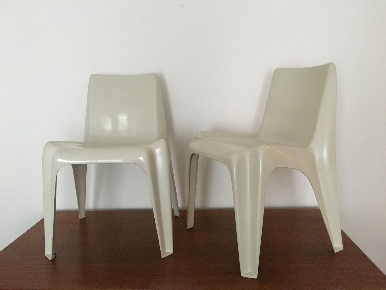 Fiberglass Chair by Helmut Bätzner for Bofinger 1960s for sale at