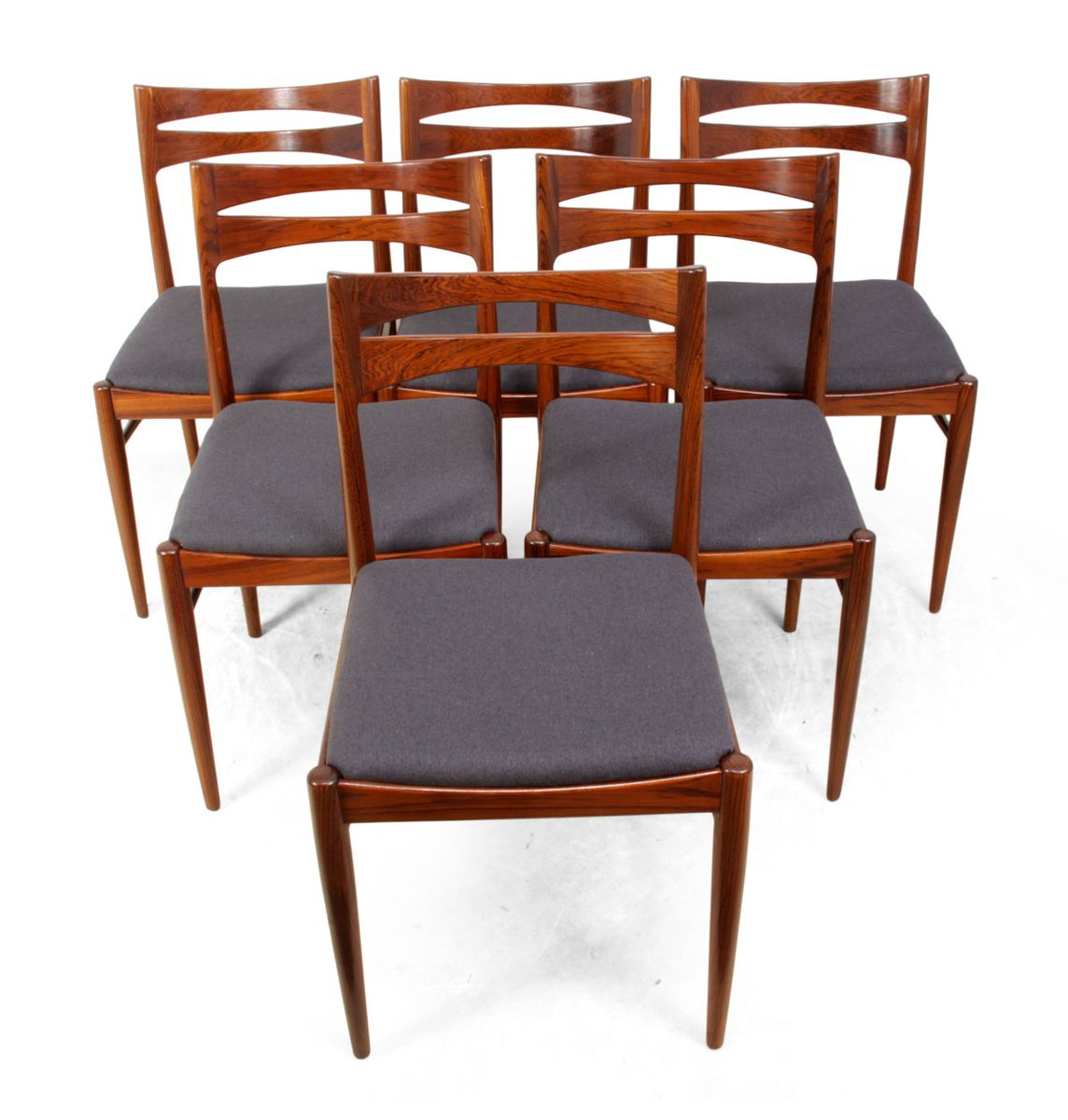 Danish Dining Chairs 1960s Set of 6 for sale at Pamono : danish dining chairs 1960s set of 6 3 from www.pamono.com size 1144 x 1200 jpeg 257kB